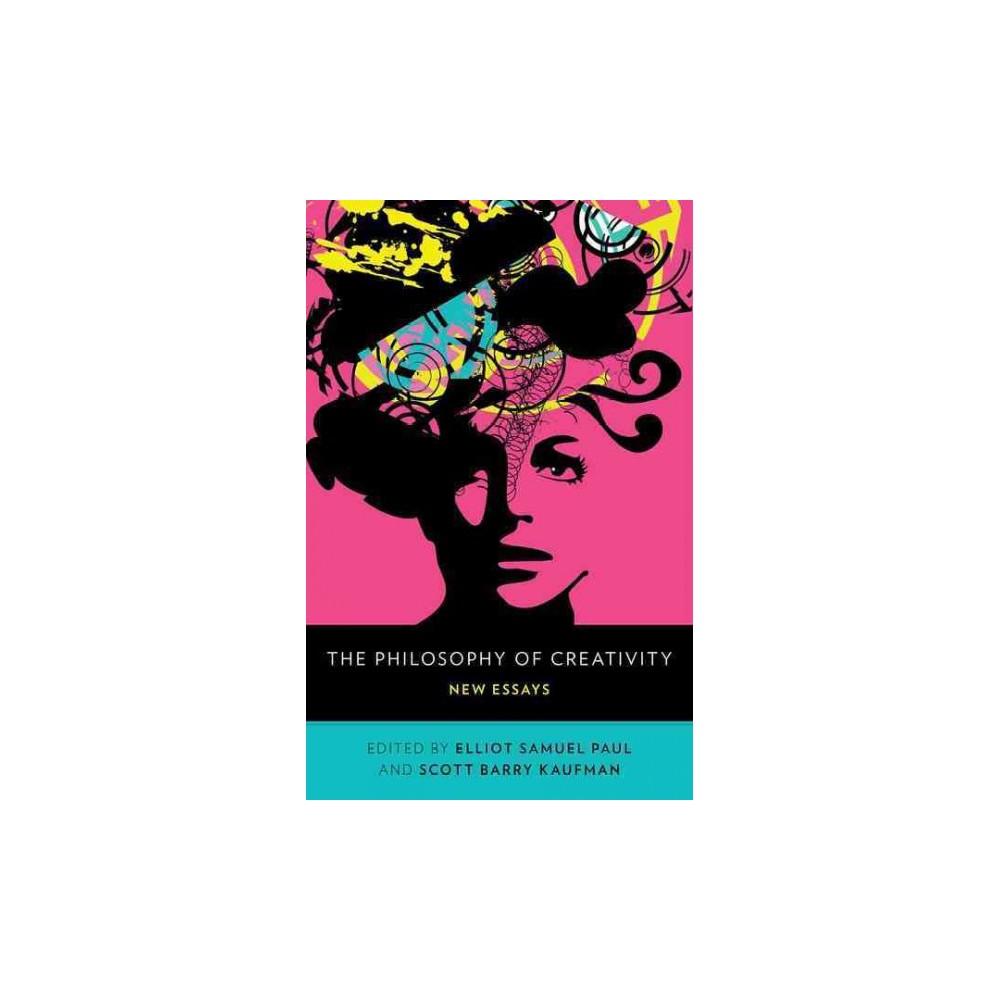 The Philosophy of Creativity (Hardcover)