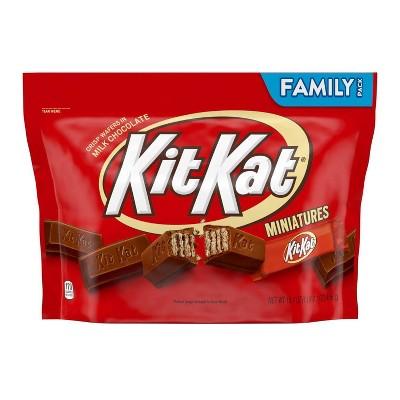 Kit Kat Miniatures Chocolate Candy - 16.1oz