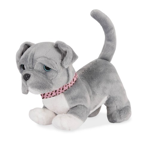 Our Generation 6 Poseable Pitbull Pup Target