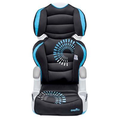EvenfloR Amp High Back Booster Car Seat Target