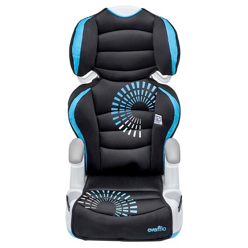 EvenfloR Amp High Back Booster Car Seat