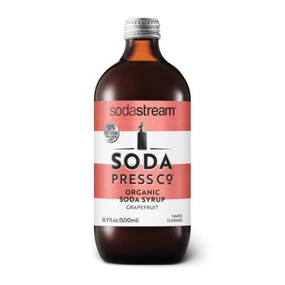 Soda Press Pink Grapefruit Drink Mix