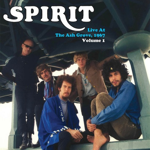 Spirit - Live At The Ash Grove 1967 Vol 1 (CD) - image 1 of 1