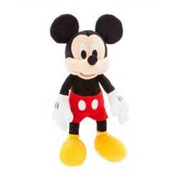Disney Mickey Mouse & Friends Mickey Mouse Medium 17'' Plush - Disney store