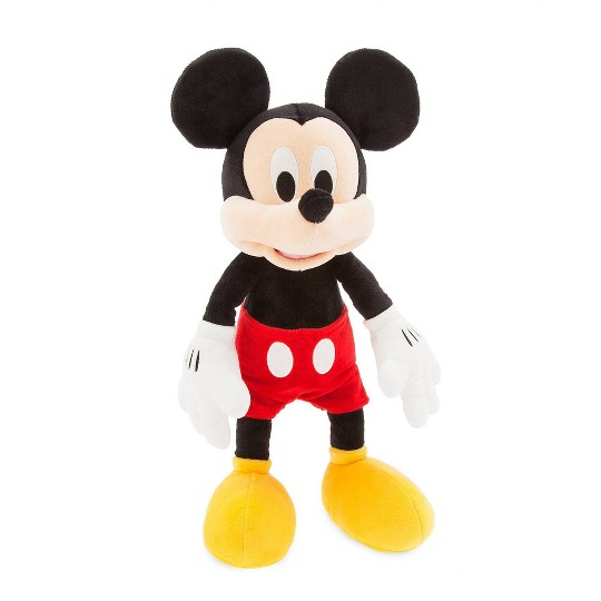 Disney Mickey Mouse & Friends Mickey Mouse Medium 17'' Plush - Disney store image number null