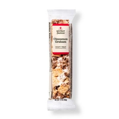 Cinnamon Graham Crispy Treat - 1.4oz - Archer Farms