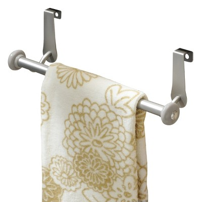 Over-the-Cabinet Towel Bar Satin Nickel - InterDesign