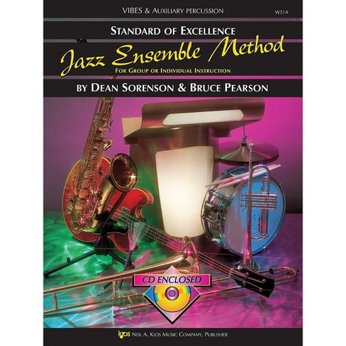 KJOS Standard Of Excellence for Jazz Ensemble Vibes /Aux Percussion - image 1 of 1