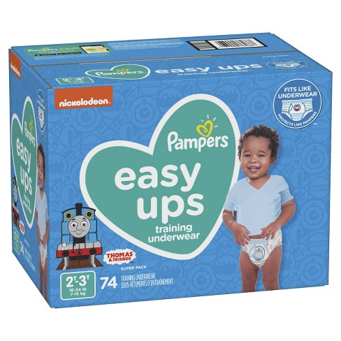 a51f1bc905 Pampers Easy Ups Thomas & Friends Training Underwear (Select Size ...