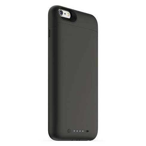 reputable site 7692a 9e00b iPhone 6/6S Plus Rechargeable Case - Mophie Juice Pack - Black (44605TGR)