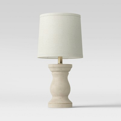 Traditional Wooden Accent Lamp - Threshold™