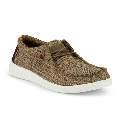 Levi's Mens Nick KT Casual Slip-on Shoe