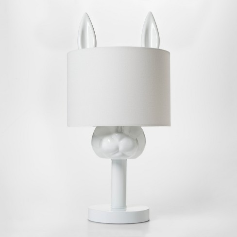 Pillowfort™ a Rabbit Peek Boo Table Lamp xBrodCe