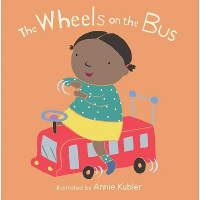The Wheels on the Bus - (Baby Board Books)(Board Book)