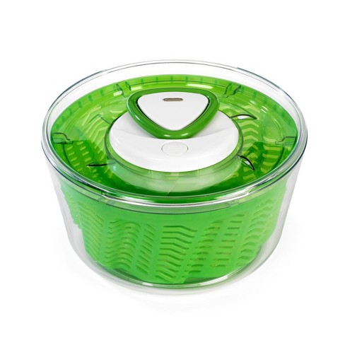 ZYLISS Easy Spin Salad Spinner Green E940012U - image 1 of 4