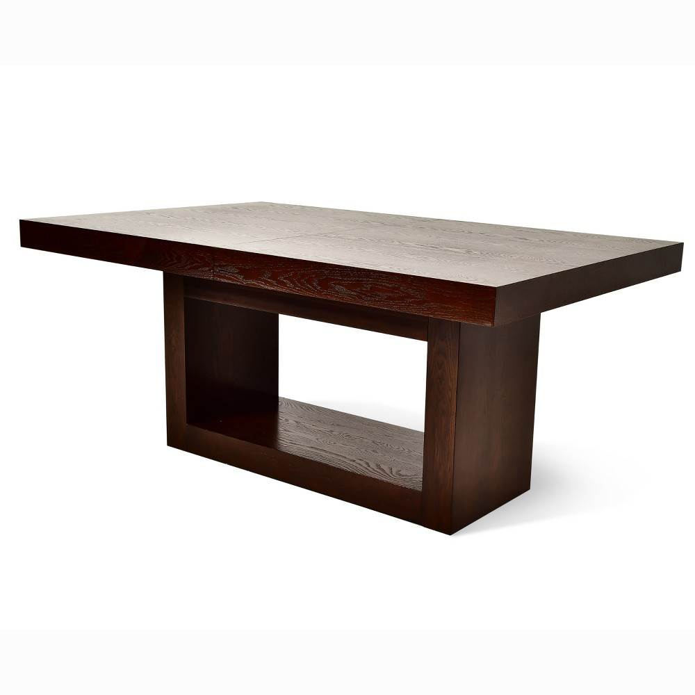 Abbott Counter Table Cherry (Red) - Steve Silver