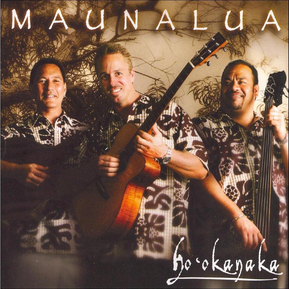 Maunalua - Ho'okanaka (CD)