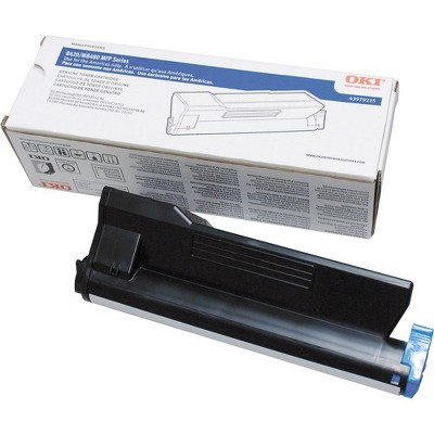 Oki Original Toner Cartridge - Laser - 12000 Pages - Black