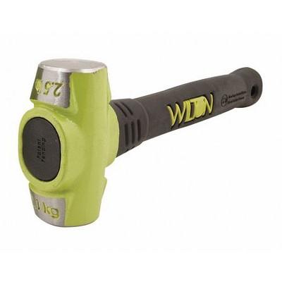 WILTON 20212 Sledge Hammer,2-1/2 lb.,14,Rubber/Steel