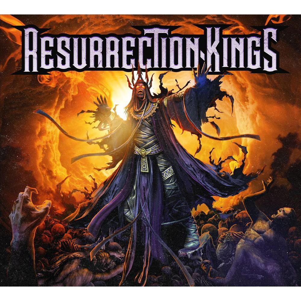 Image of Resurrection Kings - Resurrection Kings (CD)