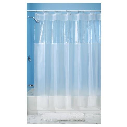 Hitchcock EVA Shower Curtain Clear