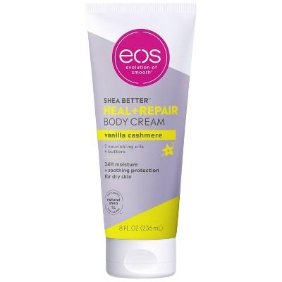 eos Shea Better Body Cream - Vanilla Cashmere - 8 fl oz