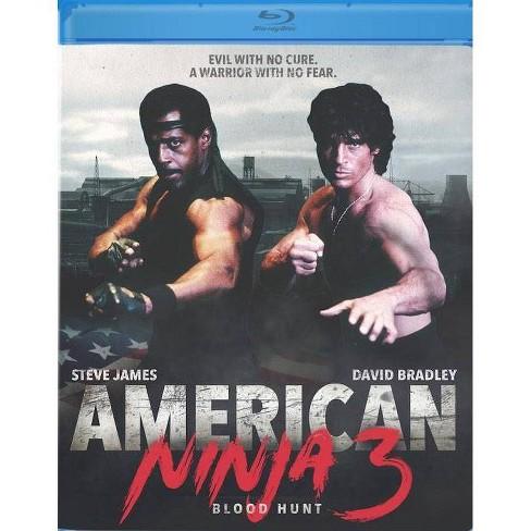 American Ninja 3: Blood Hunt (Blu-ray) - image 1 of 1