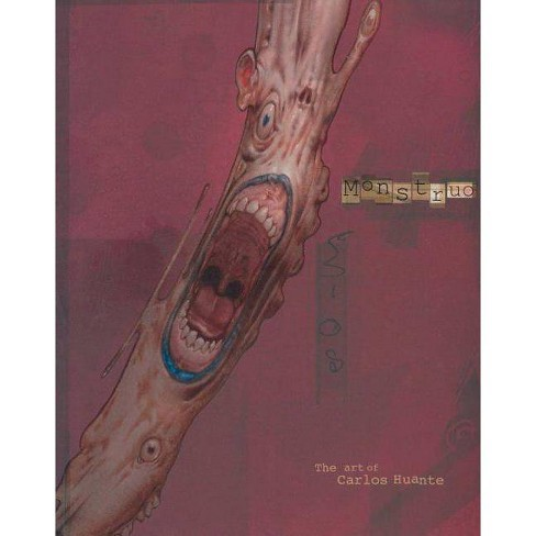 Monstruo - by  Carlos Huante (Paperback) - image 1 of 1