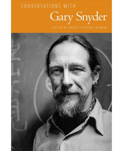 Conversations with Gary Snyder (Hardcover) - image 1 of 1