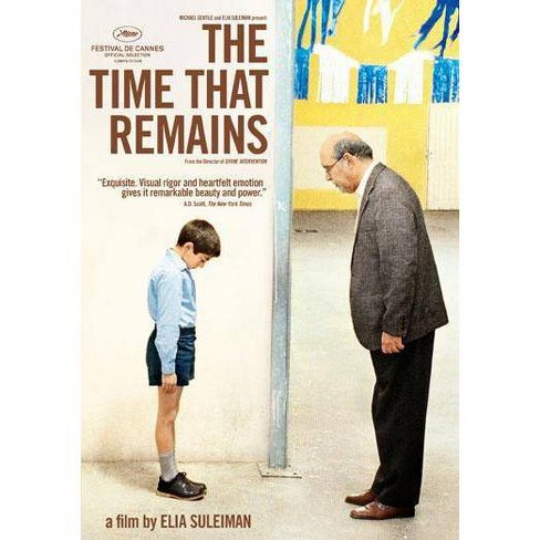 The Time That Remains (DVD)(2012) - image 1 of 1
