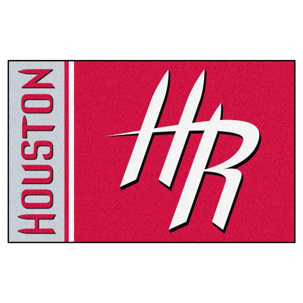 NBA Houston Rockets Uniform Starter Rug 19