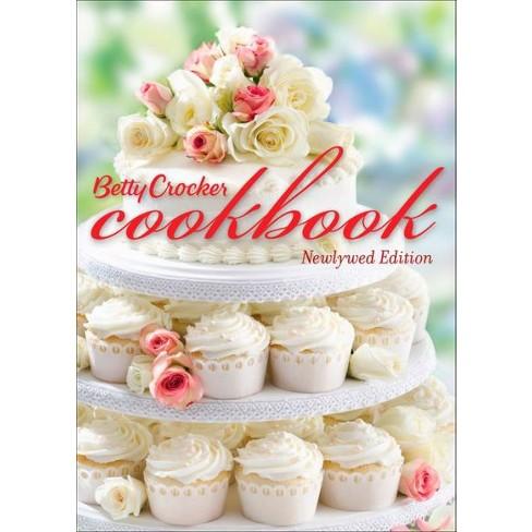 Betty Crocker Cookbook Newlywed Edition Hardcover Target