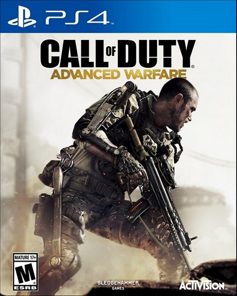 Call of Duty: Advanced Warfare PRE-OWNED PlayStation 4 - image 1 of 1