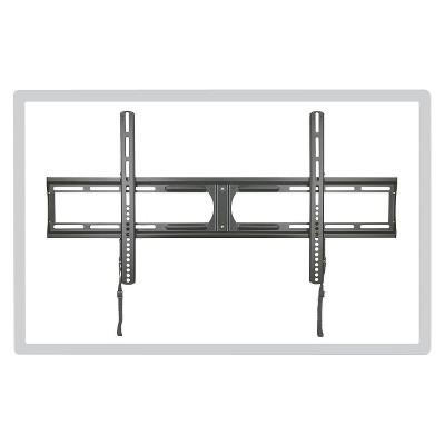 Extra Large Low Profile Wall Mount for 37-60  TVs - Black (XLWM)- Sanus