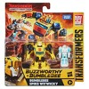 Transformers Buzzworthy Bumblebee War for Cybertron Core Bumblebee & Spike Witwicky 2-Pack - image 2 of 4