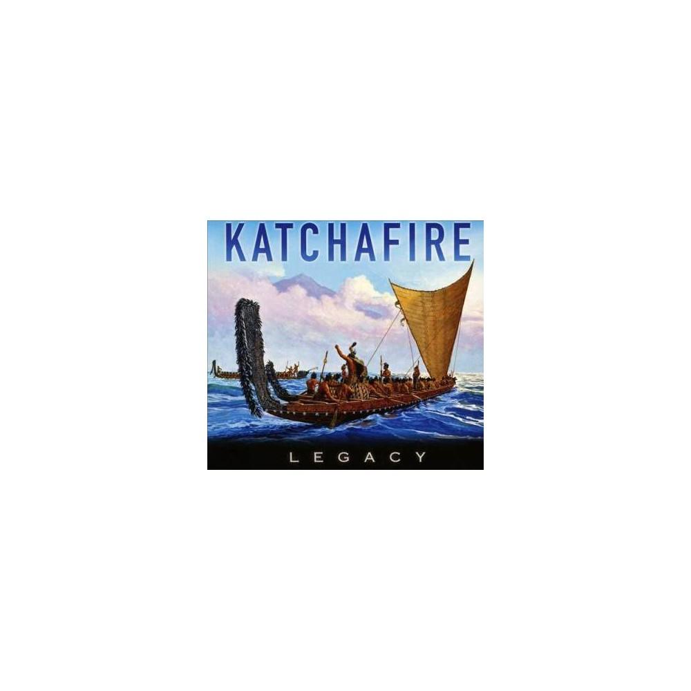 Katchafire - Legacy (CD), Pop Music