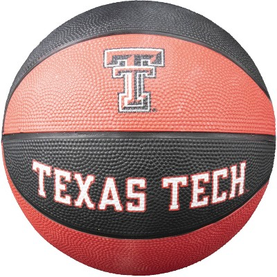 NCAA Texas Tech Red Raiders Mini Basketball