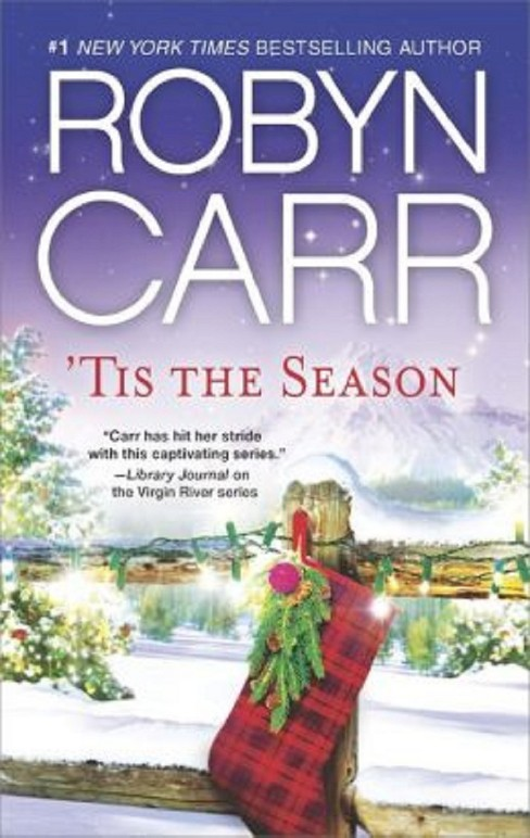 'tis the Season ( Virgin River) (Paperback) by Robyn Carr - image 1 of 1