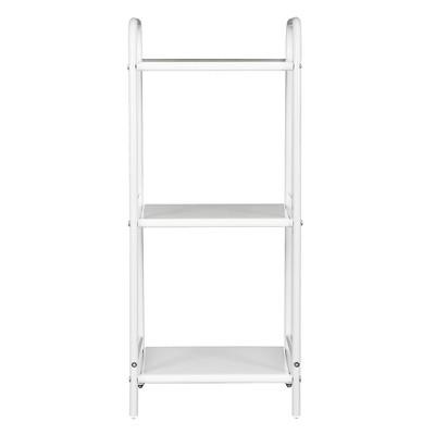 3 Shelf Utility Storage Cart White - Room Essentials™