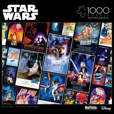 Buffalo Games - Star Wars 1000pc jigsaw puzzle