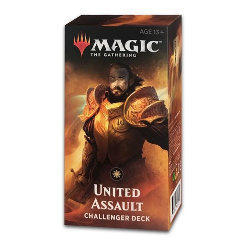 Magic: The Gathering Challenger Deck United Assault - image 1 of 3