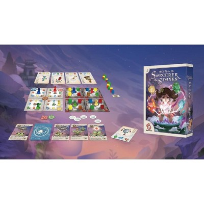 Sorcerer & Stones (English Edition) Board Game