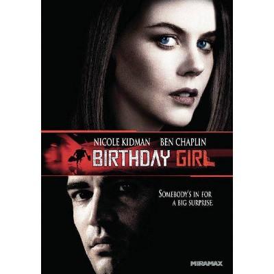 Birthday Girl (DVD)(2021)