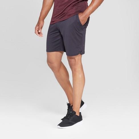 6e005110e270 Men s Jacquard Training Shorts - C9 Champion® Thundering Gray ...