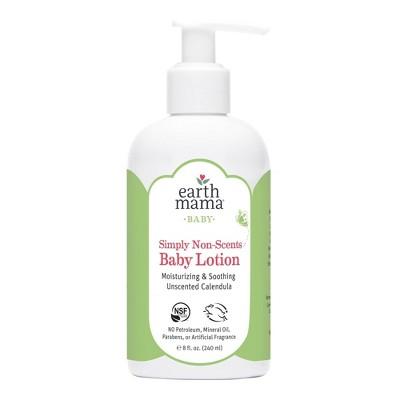 Earth Mama Organics Simply Non-Scents Baby Lotion - 8 fl oz
