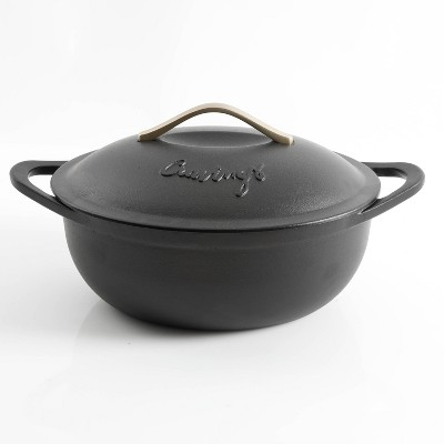 Cravings by Chrissy Teigen 7qt Cast Iron Dutch Oven with Lid
