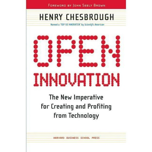 Open Innovation - by  Henry William Chesbrough (Hardcover) - image 1 of 1