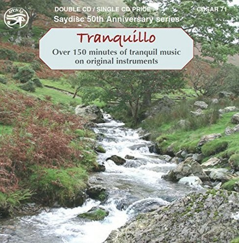 Various - Tranquillo:Tranquil music on original (CD) - image 1 of 1