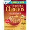 General Mills Cheerios Honey Nut Breakfast Cereal - 19.5oz - image 2 of 4