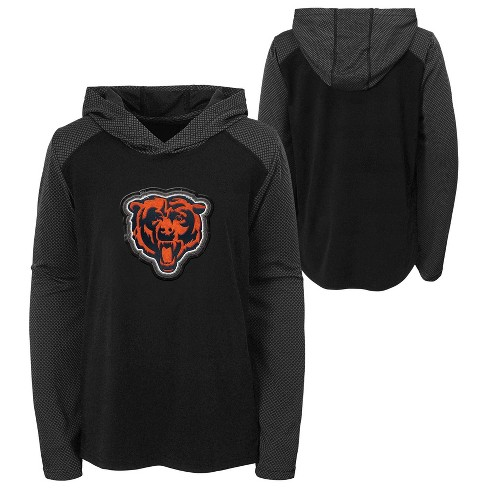 NFL Chicago Bears Boys' Sprint Out Lightweight Hoodie - image 1 of 3